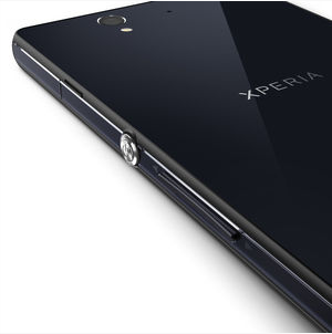 Sony Xperia Z SO-02Eがかっこいい!