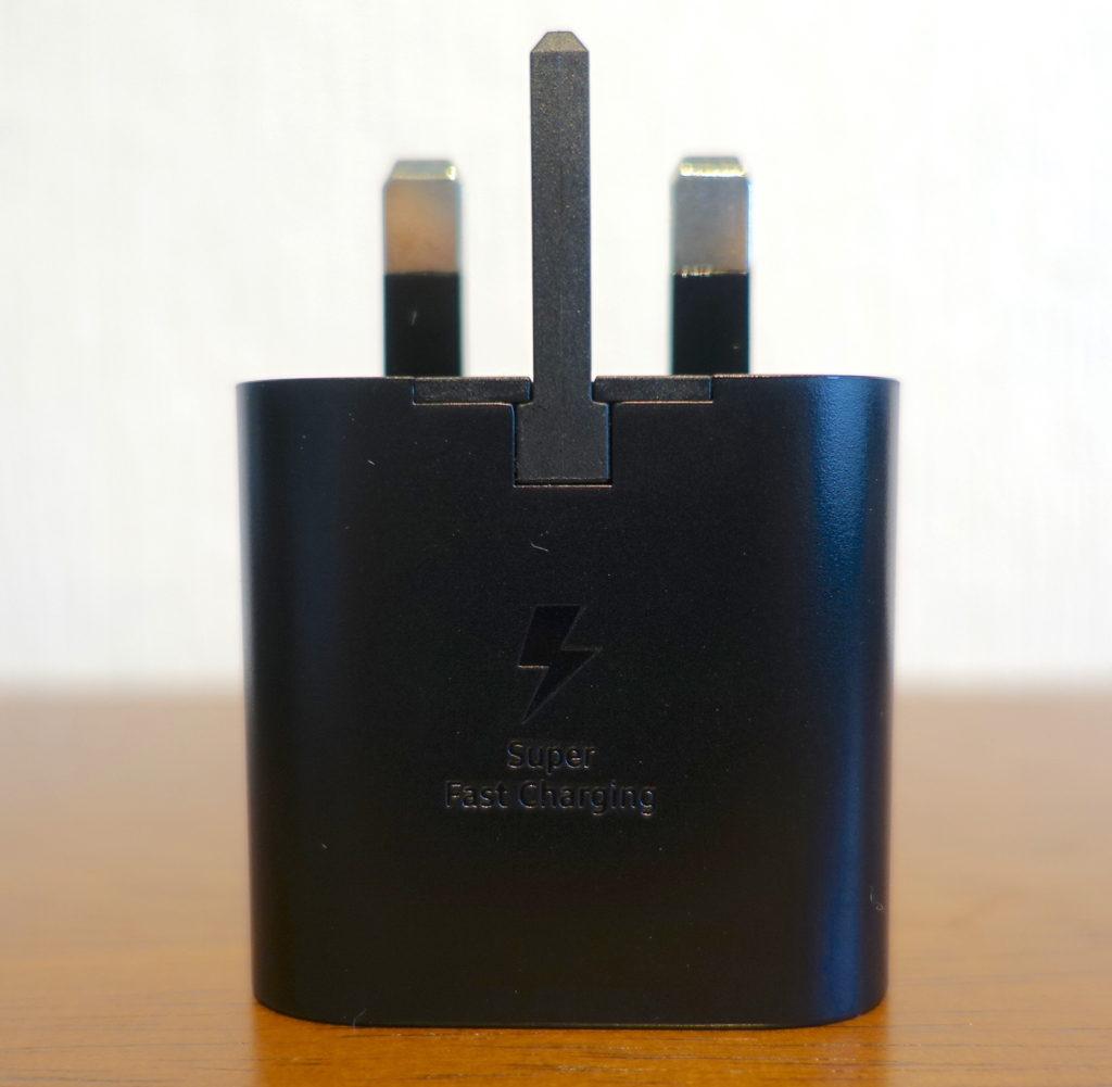 Galaxy Note10充電器の画像