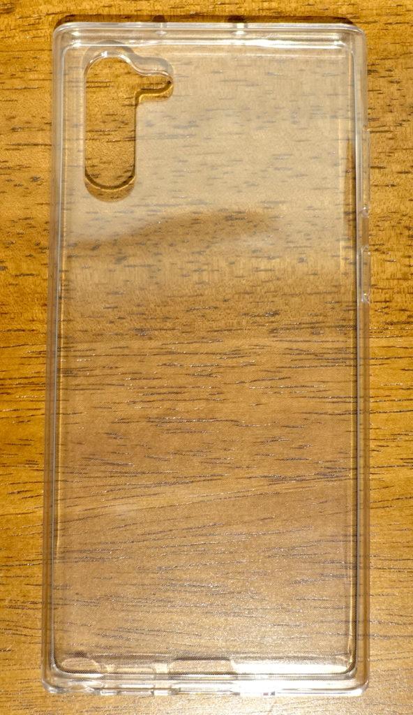 Galaxy Note10付属TPUケースの画像