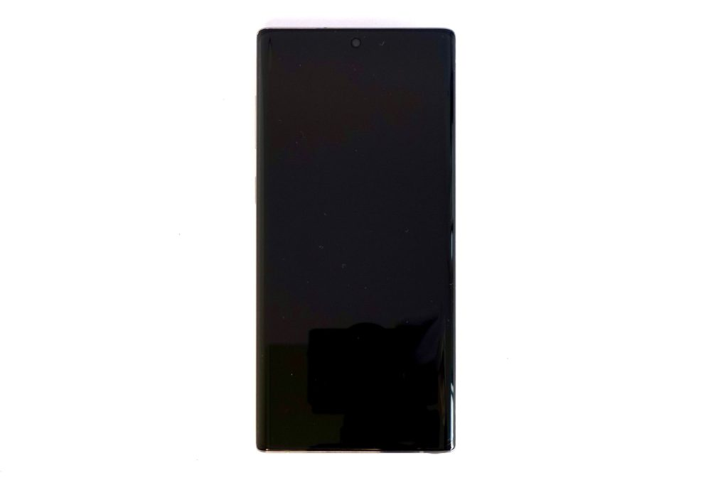 Galaxy Note10 SM-N9700の本体外観