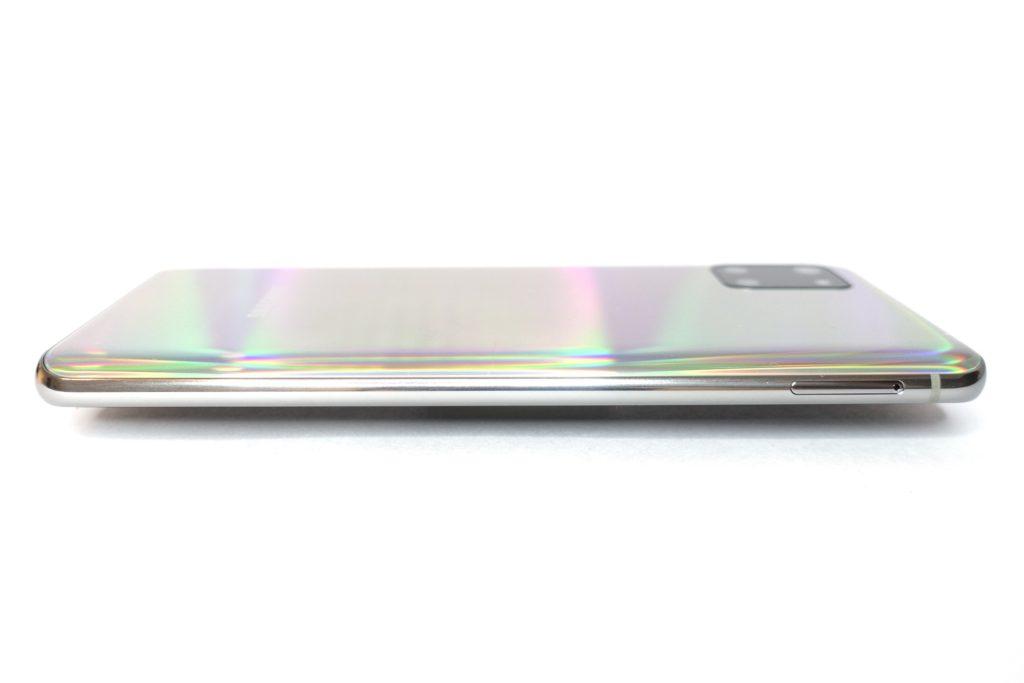 Galaxy Note10 Liteの外観