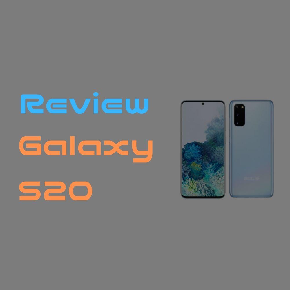 【レビュー】Galaxy S20 質感 / カメラ / Good, Badポイント【小型で高性能】