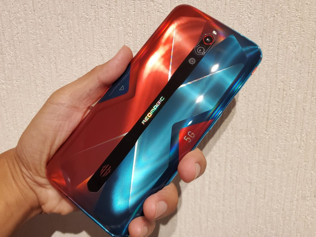 Nubia RedMagic 5GのGood / Badなところ