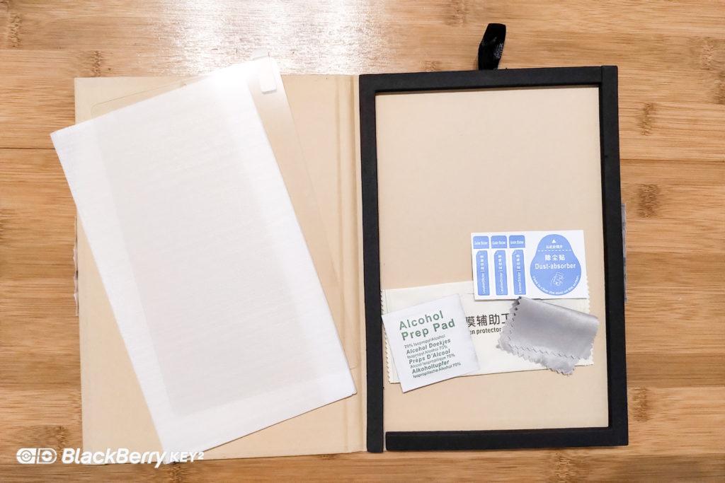 HUAWEI MadiaPad M6 8.4 Plus(高能版)にガラスフィルム貼り付け