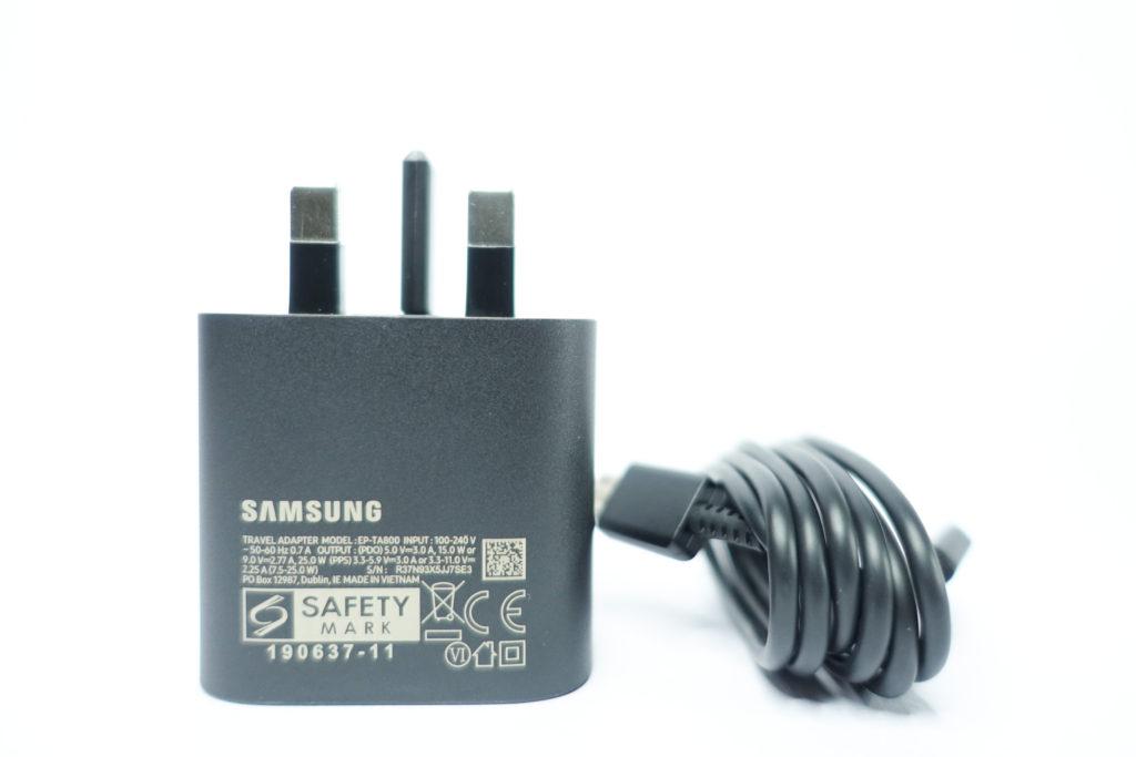 Galaxy Z Fold2 5G のバッテリーテスト!