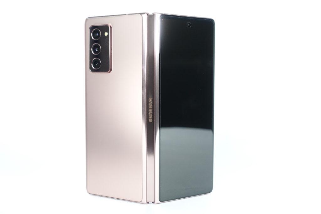 Galaxy Z Fold 5Gは高くても納得のクオリティ