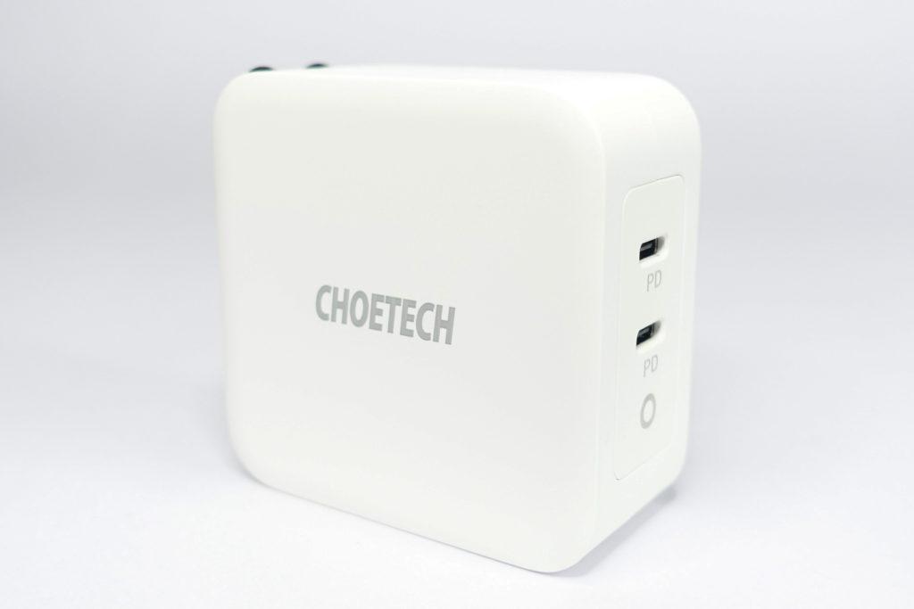 CHOETECH PD6008の仕様や外観