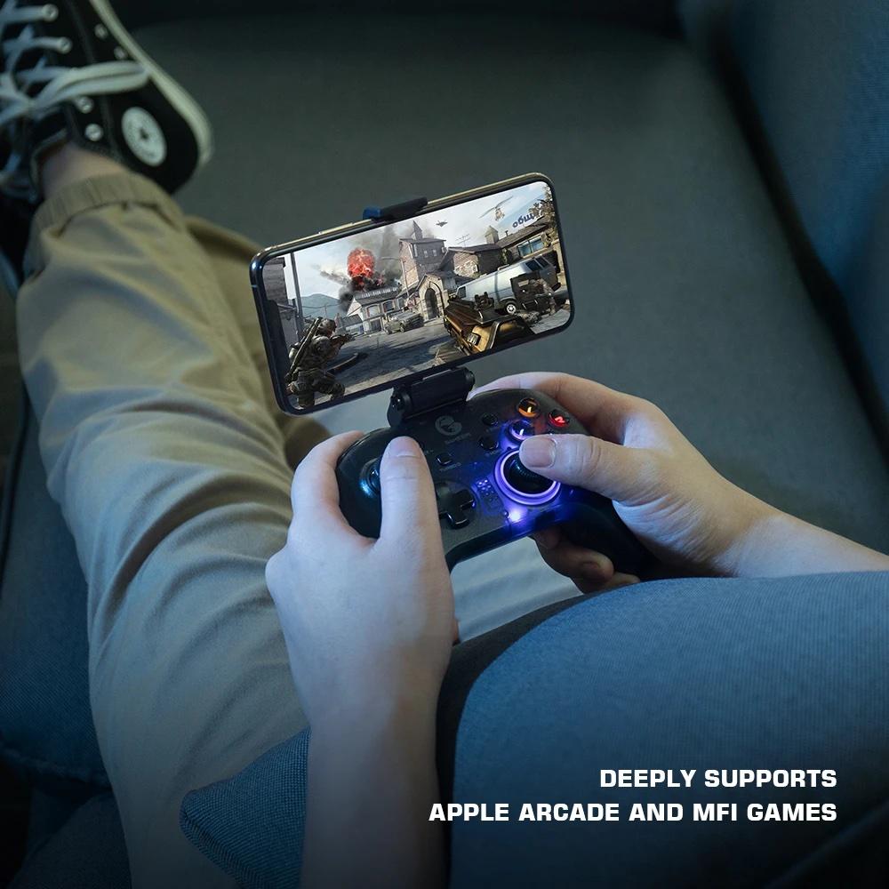 GameSir T4 proをスマホやタブレットと接続