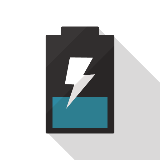 バッテリーアイコンの画像