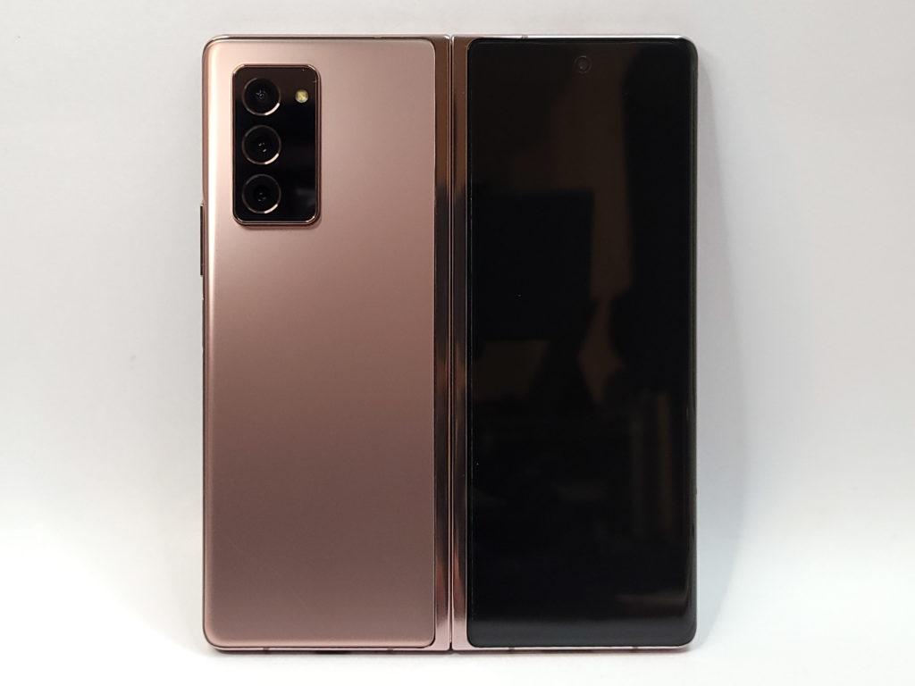 Galaxy Z Fold2 5Gを購入!ファーストインプレッション