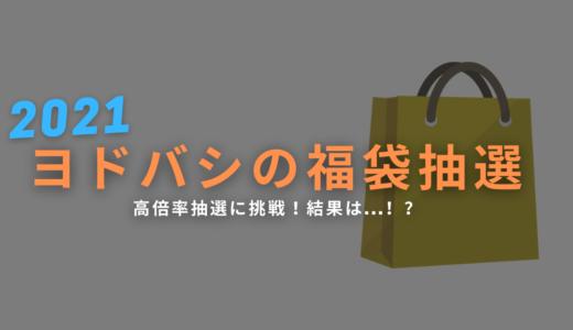 【2021】ヨドバシ・ドット・コムの福袋「夢のお年玉箱」の抽選に応募してみた!
