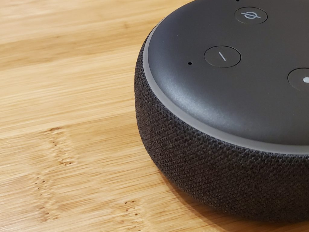 Echo Dotで音楽を聴く
