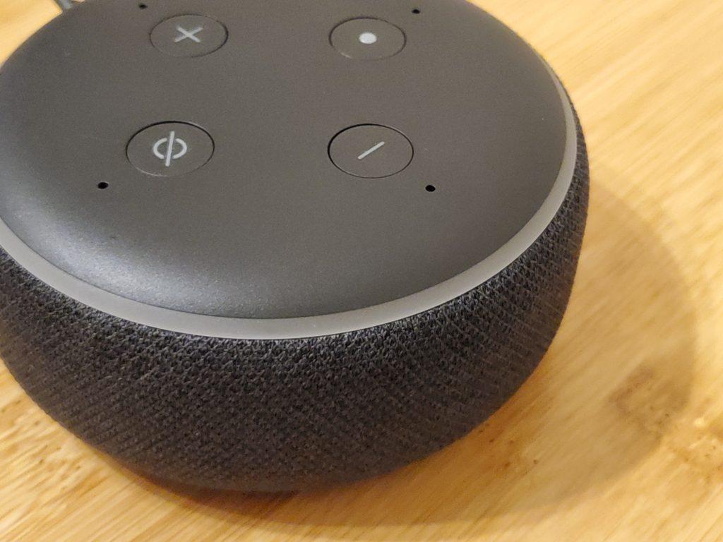 Echo Dotは低コストで生活が豊かになるデバイス