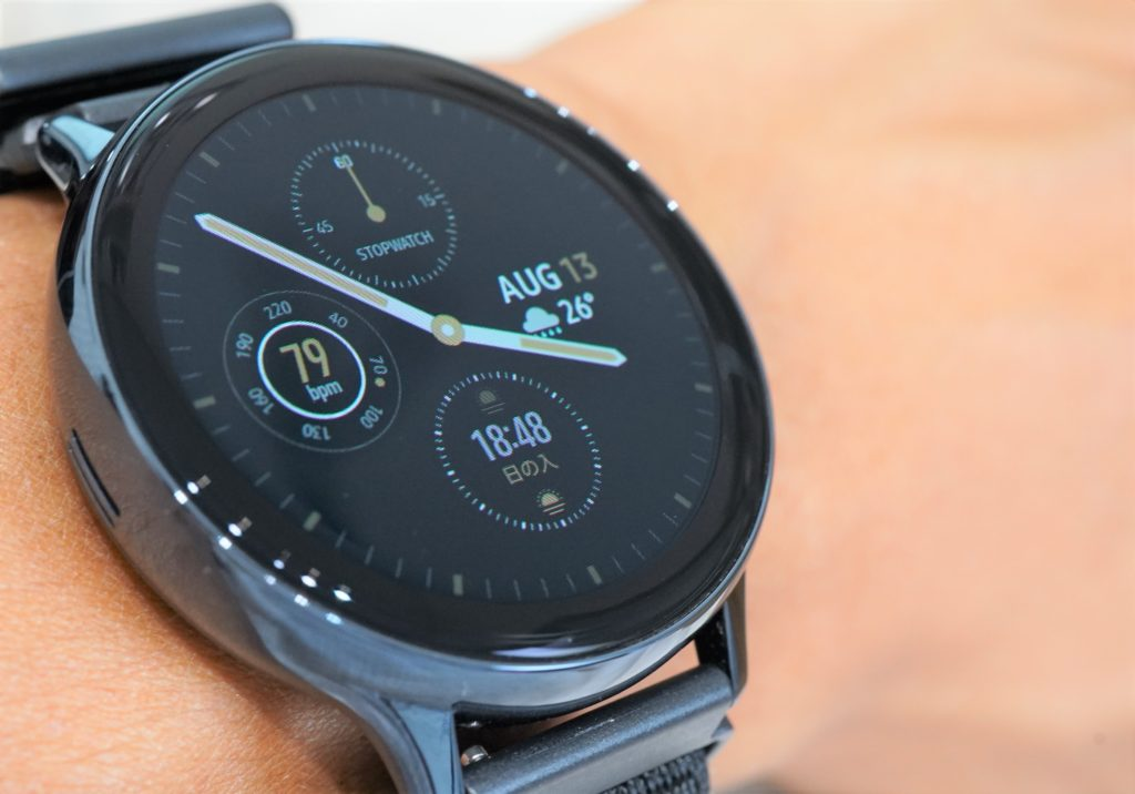 Galaxy Watch Active2レビューまとめ